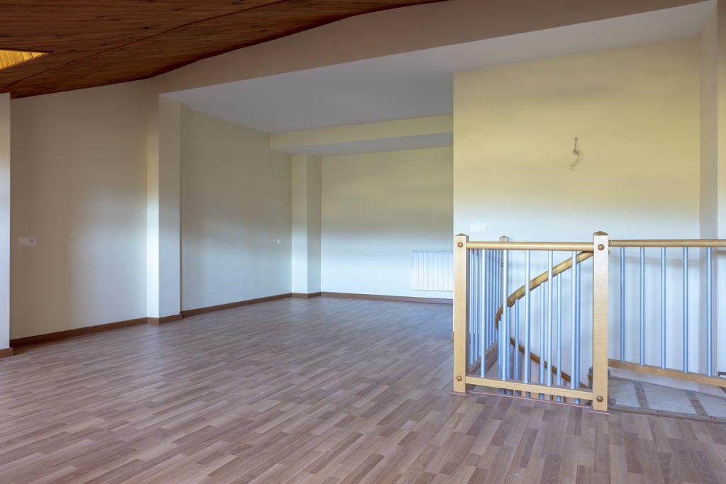 2 habitaciones con buhardilla