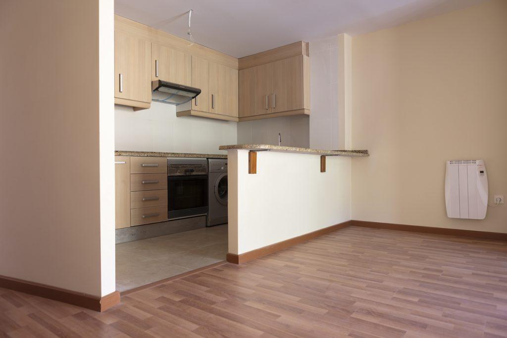 apartamento 2 habitaciones con buhardilla y solarium